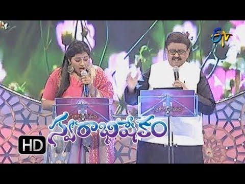Rasanu Premalekhalenno Song|SP. Balu, Sameera Bhardwaj Performance|Swarabhishekam|10th Dec 2017|ETV