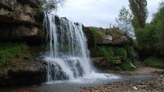 видео Медовые водопады в Кисловодске