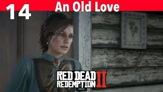 Red Dead Redemption 2 Part 14-An Old Love