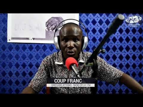 SPORTFM TV - COUP FRANC DU 24 MAI 2018 PRESENTE PAR GREGOIRE ATTIGNO