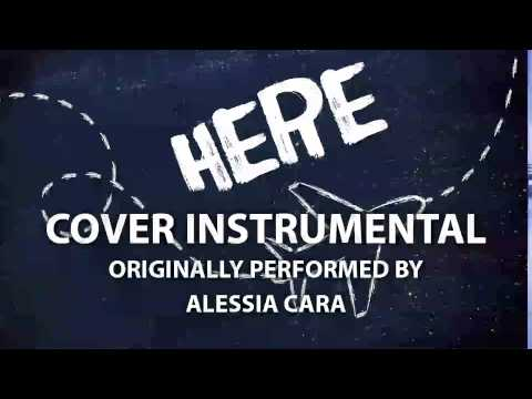 Here (Cover Instrumental) [In the Style of Alessia Cara]