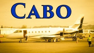 Private Jet to Cabo - G200