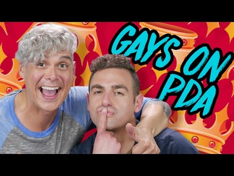 Should Straight Women Be at Gay Bars? and Gays on PDA // The Casey and Tony Show | Snarled