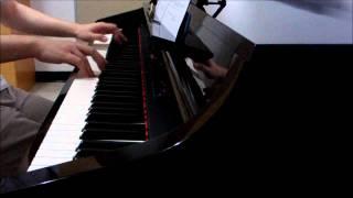 แสนล้านนาที -- เบล สุพล (piano cover by Gun, v. 2)