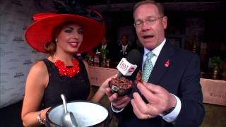 Kentucky Derby 140 - Making of Mint Julep