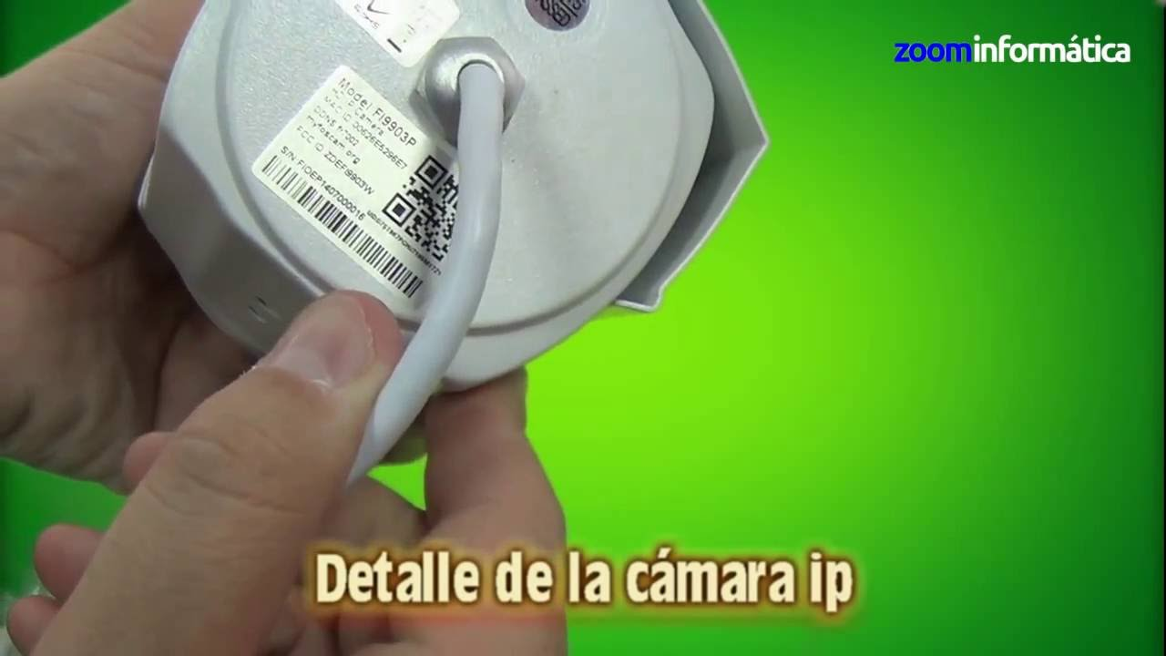 Como configurar o ddns na camera ip foscam software