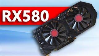 AMD Radeon RX 580 - Worth it in Late 2020?