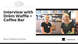 Drēm Waffle & Coffee Bar in Suwanee, Georgia