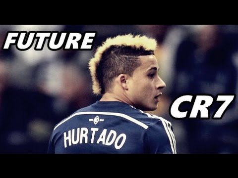 Erik Hurtado • The Future CR7 • Goals & Skills • HD