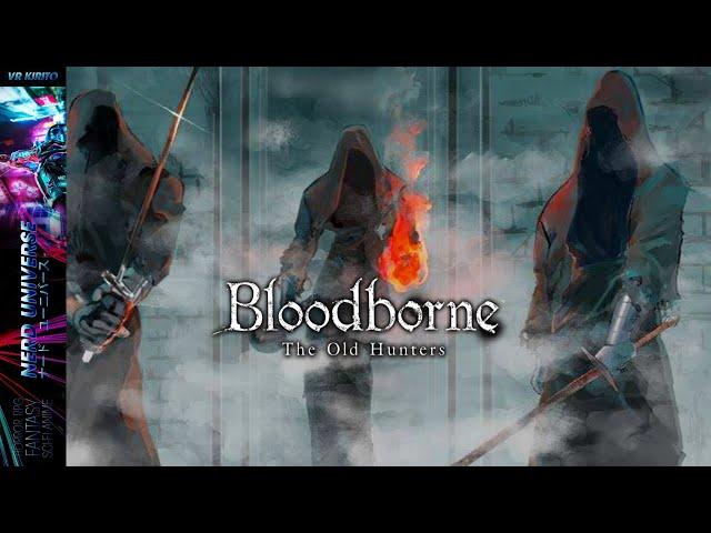 BloodBorne - The Old Hunters #9 Bossfight: Schatten von Yharnam & Hexe von Hemwick ☬ Livestream [DE]