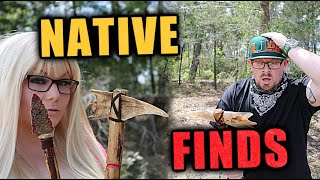 (WARNING) RANDONAUTICA IS REAL AND CREEPY - Couple Uncovers NATIVE Artifacts??