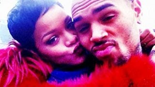 Rihanna Talks Chris Brown Relationship in Rolling Stone