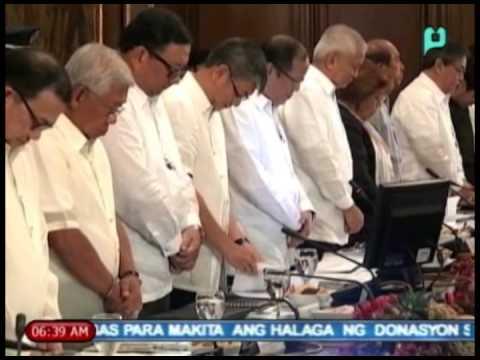Balitaan: 'Inter-agency team' binuo para mga 'distressed OFWs' [03/21/14]
