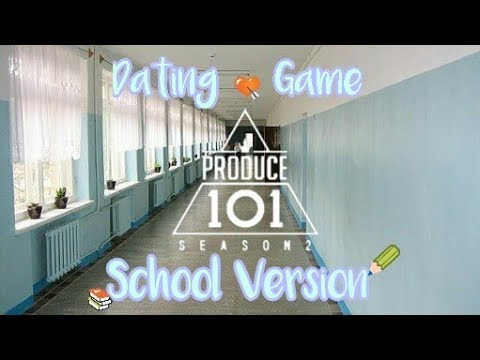 📚 PRODUCE 101 Dating Game: SCHOOL Ver. 📚