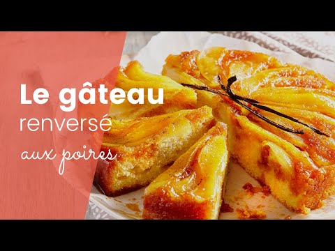 la-recette-du-gâteau-renversé-aux-poires
