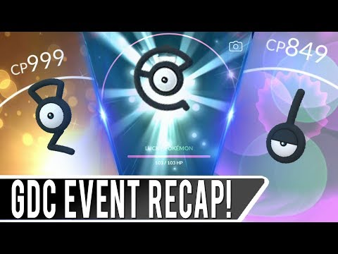 Fast And Easy Way To Get Unown In Pokemon GO!