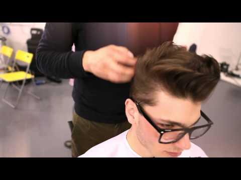 [goicam.vn] Hướng dẫn tạo kiểu tóc nam Eclectic Quiff and Style Geek