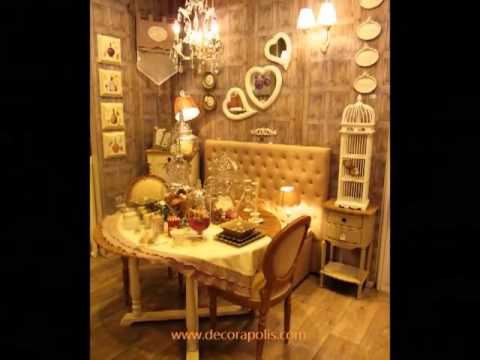 Muebles y art culos de decoraci n modernos feria intergift madrid sep 2013 amadeus youtube - Amadeus decoracion ...