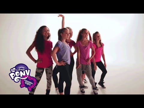 MLP: Equestria Girls - EG Stomp (Behind The Scenes)