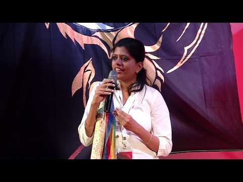The Essence of Feminism  | Kavitha Muralidharan | TEDxSriSai