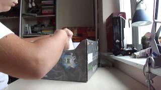 Купил xbox 360 распаковка