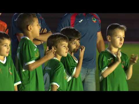 El FC Ascó es vesteix de gala per presentar els seus equips en acte multitudinari