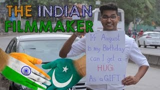 Social Experiment on Pakistan Independence Day in India 2017**unexpected reaction**