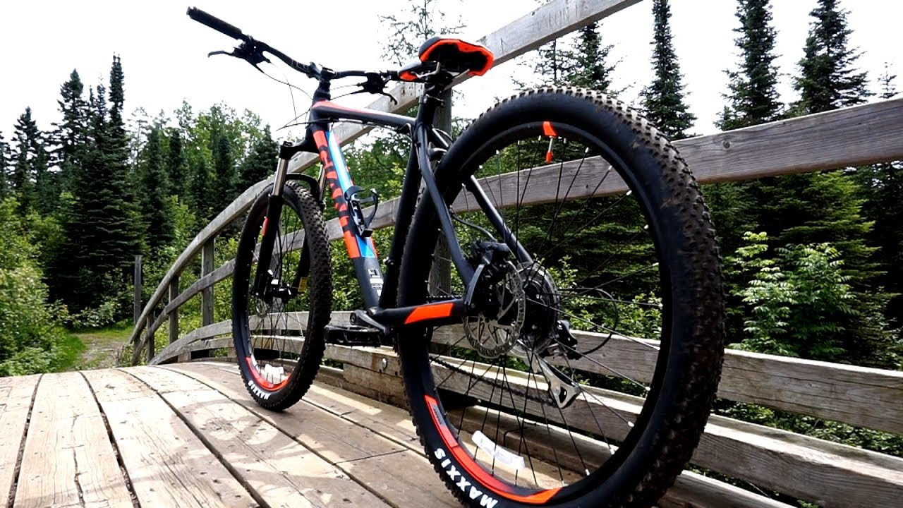 9a4444b4d50 Giant Talon 3 MTB Review - YouTube