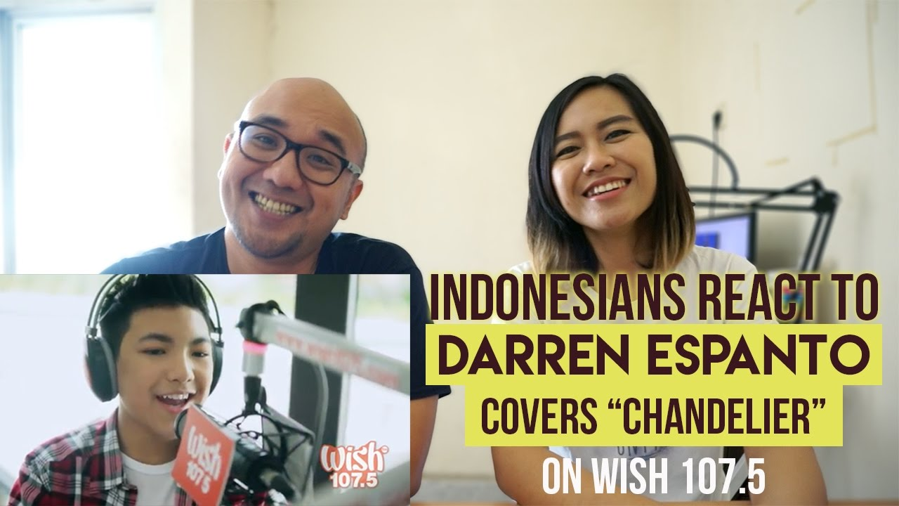 Indonesians React To Darren Espanto Covers \