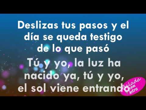 Tu y yo - Emmanuel+letra
