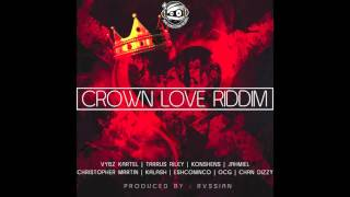 Christopher Martin - My Love | Crown Love Riddim | Head Concussion Records