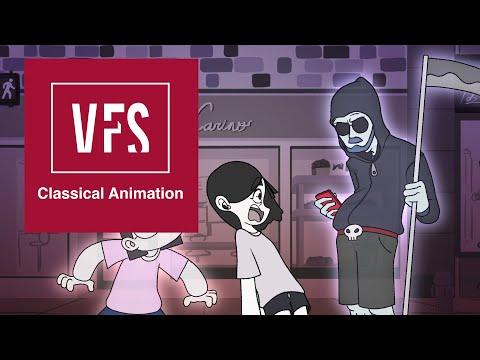 Death Abroad - Vancouver Film School (VFS)