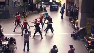 ICC WORLD T20 BANGLADESH   FLASH MOB 2014   KL MALAYSIA   MMU