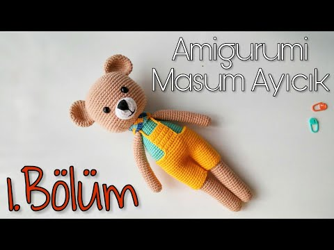 Amigurumi ayıcık yapımı örgü oyuncak ayı tarifi amigurumi ayı ...   360x480