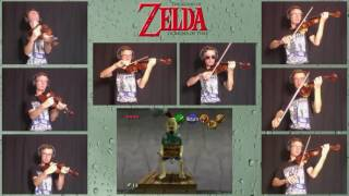 Baixar - Song Of Storms Zelda Ocarina Of Time Violin Cover Grátis