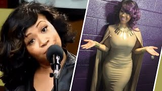 Erica Campbell Tells People 'You Don't Need [Plastic] Surgery!'