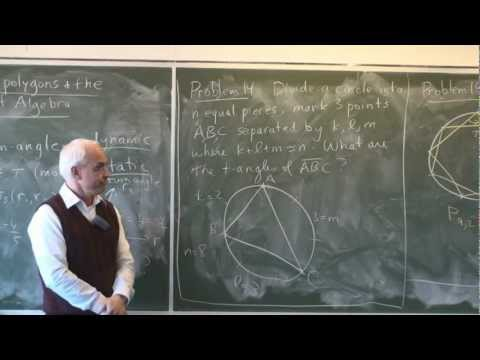 AlgTop12: Duality for polygons and the Fundamental theorem of Algebra