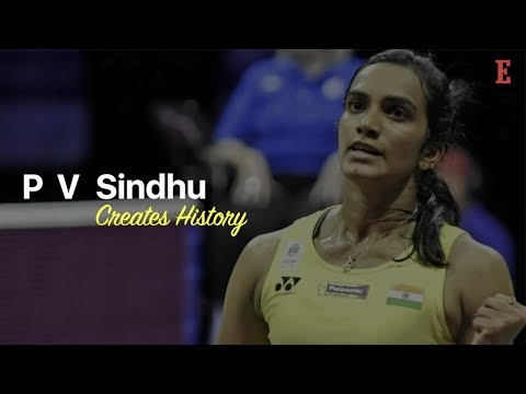 Golden Victory: PV Sindhu Becomes the First Indian to Win BWF World Tour Finals