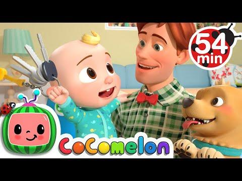 Pretend Play Song + More Nursery Rhymes & Kids Songs - CoComelon