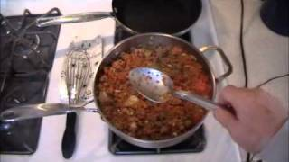How To Cook Prepare Ground Beef Chili With Red Beans