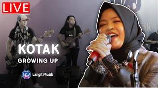 Kotak Growing Up Live Performance At Let S Talk