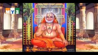 Sri Raghavendra Swamy Songs - sri raghavendra manasasmarami - BHAKTI SONGS