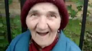 Угарная бабка, рассказывает про жизнь, анекдоты, смех, ражч