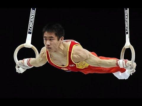 Olympics Gymnastics Rings Png