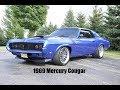 Project car 1969 Mercury Cougar
