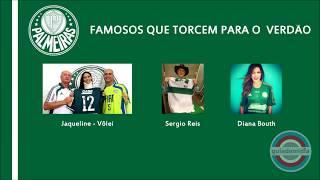 Baixar Famosos que torcem para o Palmeiras