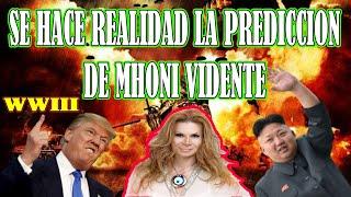 ! MHONI VIDENTE REVELA NUEVA PREDICCIÓN SOBRE LA TERCERA GUERRA MUNDIAL !