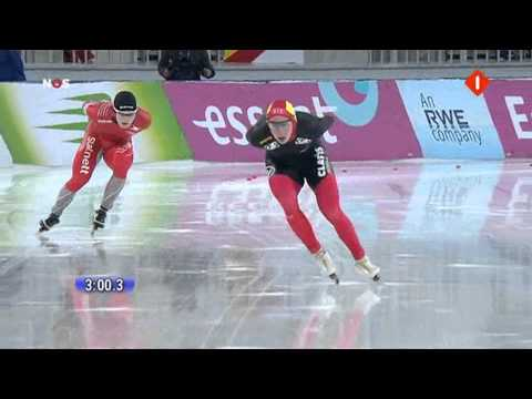 Sven Kramer World speed skating distances 5 km Sotsji Russia  22-03-2013