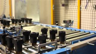 Cilindros hidraulicos de amarre de piezas para utillajes de mecanizado