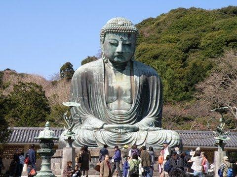 Qué ver en Japón, Buda de Kamakura, Templo Kotoku-in